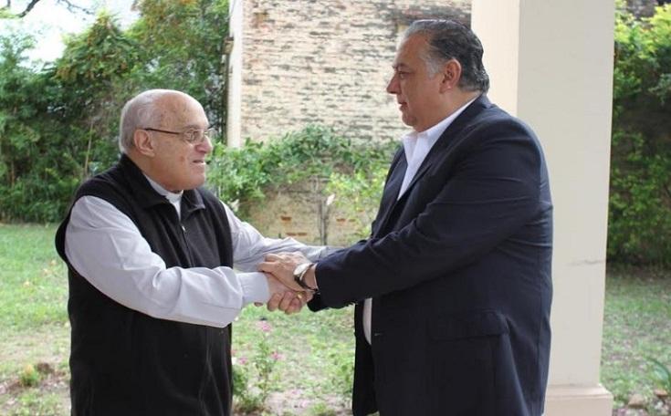 Cassani: Monseñor Castagna tiene el don de la sabiduría